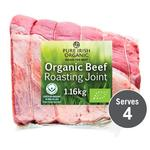 Pure Irish Organic Beef Carvery Joint