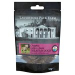 Laverstoke Park Organic Dried Liver Treats for Dogs