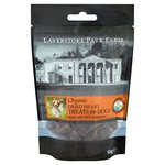 Laverstoke Park Organic Dried Heart Treats for Dogs