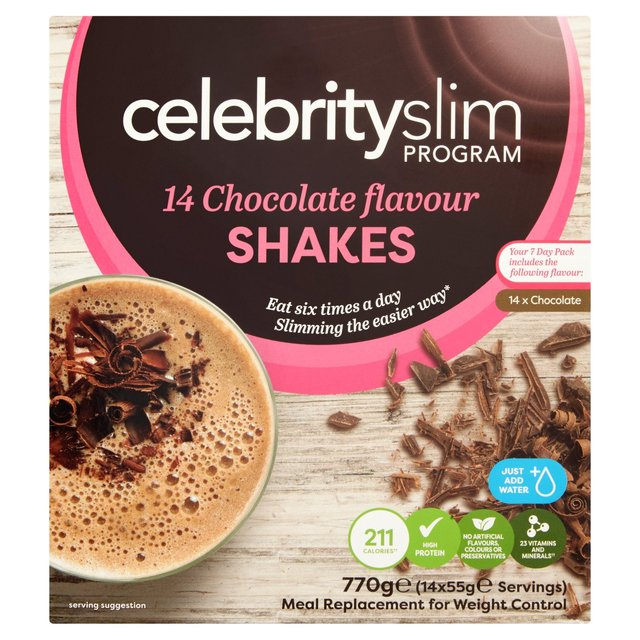 Forza Shake It Slim Review