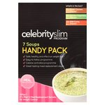 Celebrity Slim Assorted Soups, Handy Packs