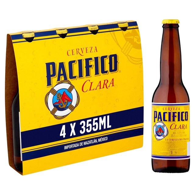 Pacifico Clara Mexican Beer ...
