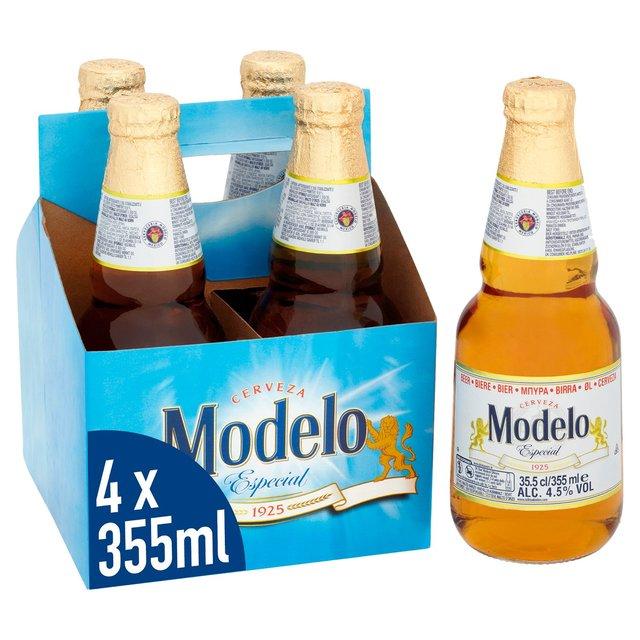 Modelo Especial Mexican Beer Ocado