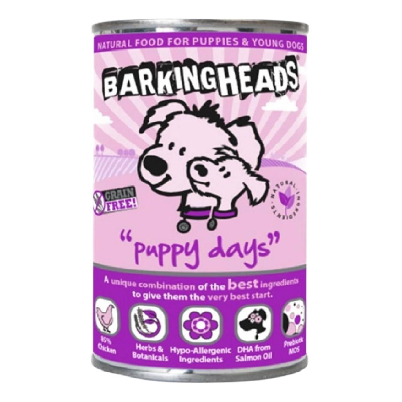 An image of Barking Heads Puppy Days