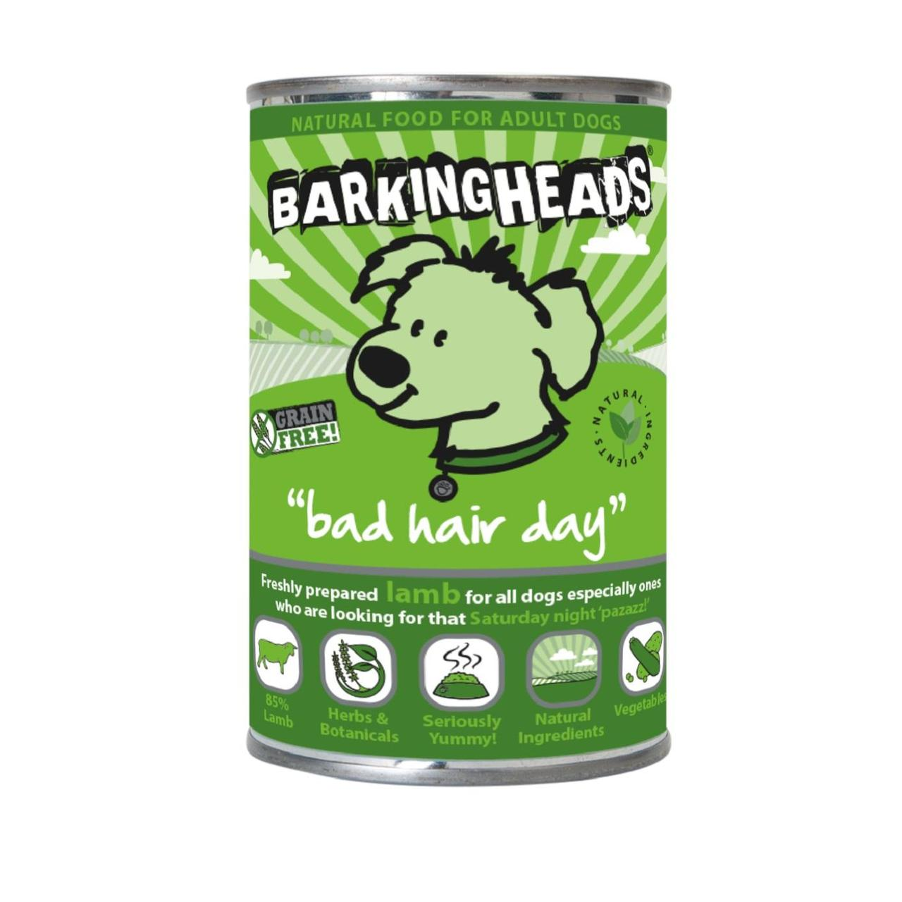 An image of Barking Heads Bad Hair Day