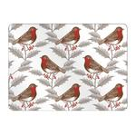 Thornback & Peel Robin & Holly Placemat