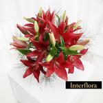 Interflora Autumn Lily Selection