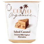 CO YO Salted Caramel Dairy Free Coconut Milk Yogurt Alternative