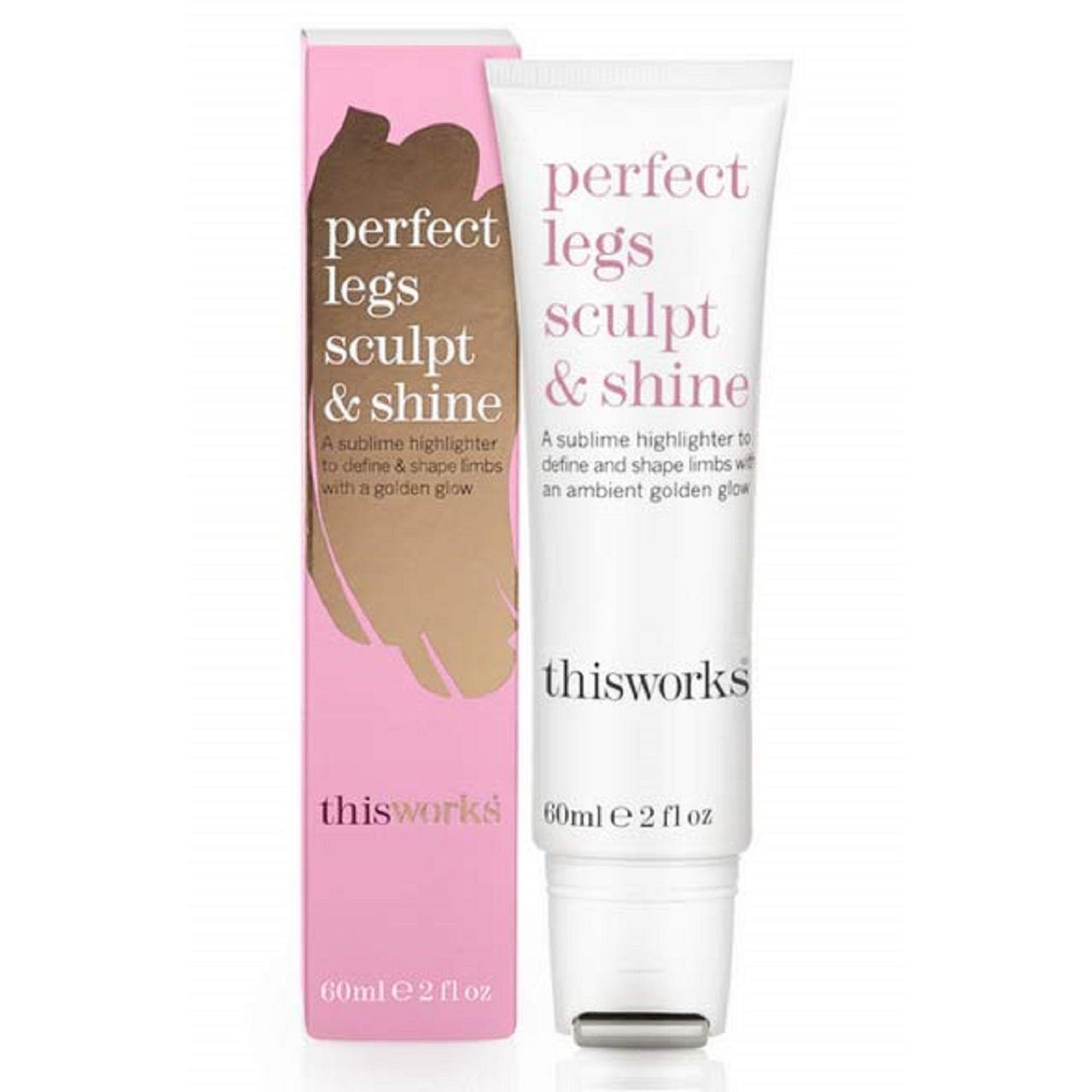 An image of This Works perfect legs sculpt & shine 60ml