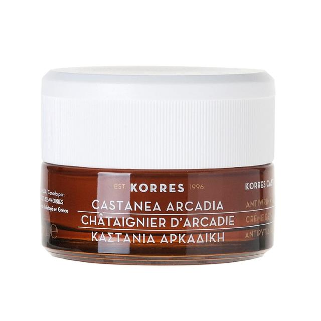 Korres Natural Castanea Arcadia Antiwrinkle & Firming Day Cream, Vegan