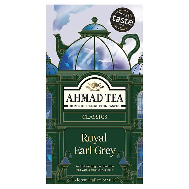 Ahmad Tea Royal Earl Grey Tea Bags