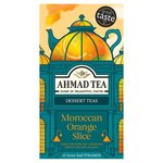 Ahmad Tea Moroccan Orange Slice Tea Bags