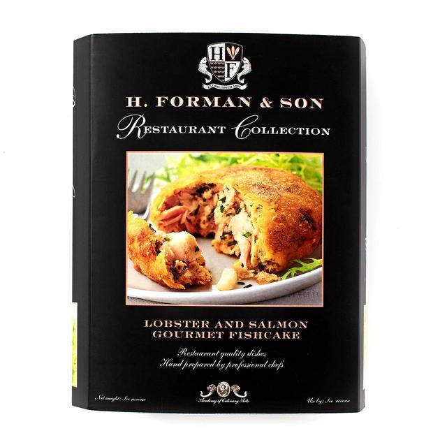 H. Forman & Son Salmon & Lobster Fishcakes