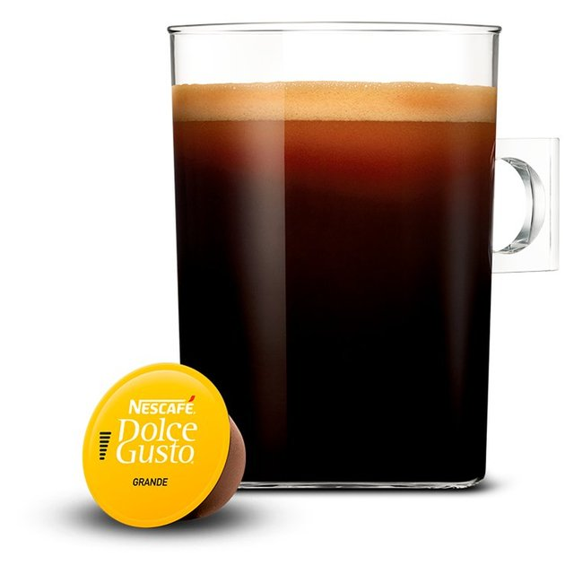 nescafe dolce gusto grande capsules 30 per pack from ocado. Black Bedroom Furniture Sets. Home Design Ideas