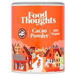 Food Thoughts Fairtrade Organic Cacao Powder
