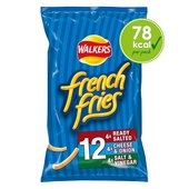 Walkers French Fries Variety Snacks 18g x