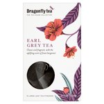 Dragonfly Earl Grey Tea Pyramid Bags
