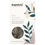 Dragonfly Bai Mudan White Tea Pyramid Bags