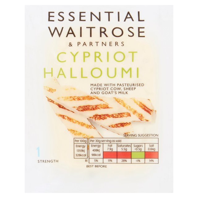 Waitrose Cypriot Halloumi Cheese essential