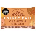 Deliciously Ella Cashew & Ginger Energy Ball