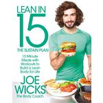 Lean in 15 The Sustain Plan Joe Wicks Book
