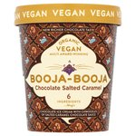 Booja Booja Organic Chocolate Salted Caramel Ice Cream