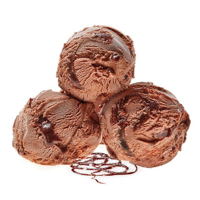 Booja Booja Organic Chocolate Salted Caramel Ice Cream Ocado