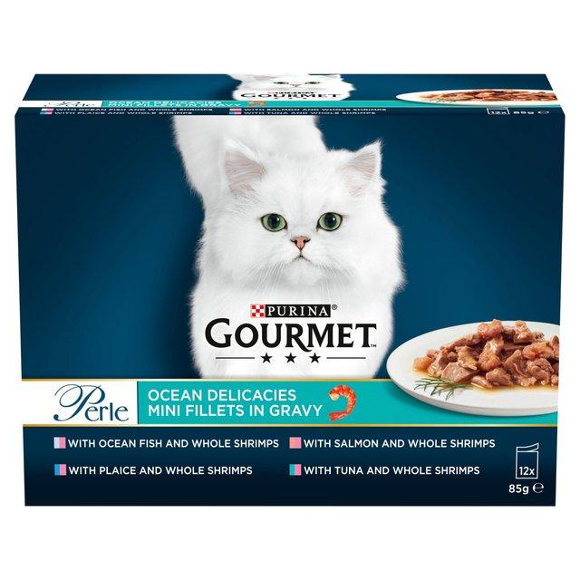 Gourmet Perle Cat Food