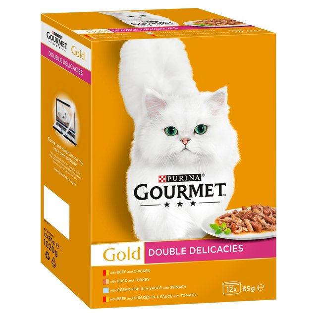 Gourmet Perle Cat Food Offers