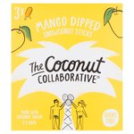 The Coconut Collaborative Mango Dipped Snowconut Sticks