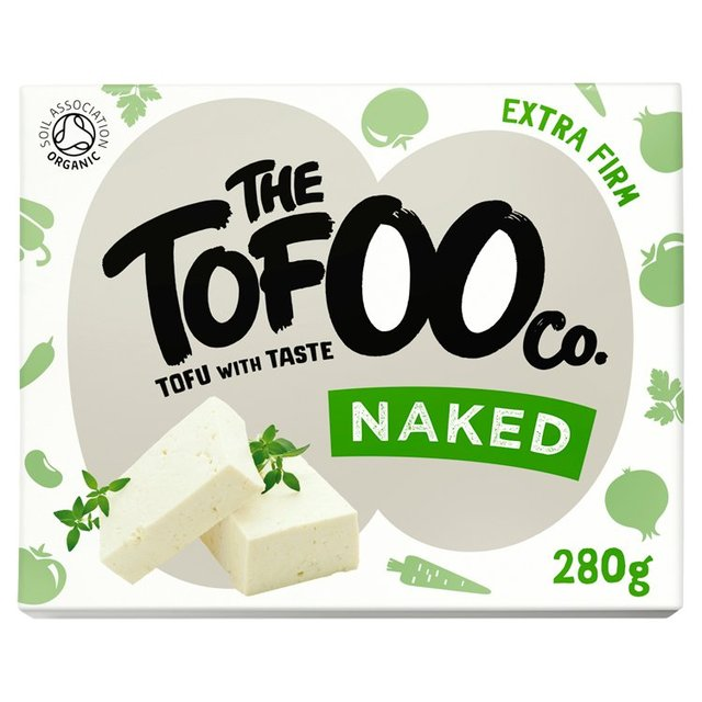 The Tofoo Co Naked Organic Extra Firm Tofu