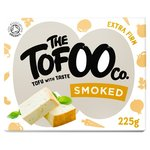 The Tofoo Co Smoked Organic Firm Tofu