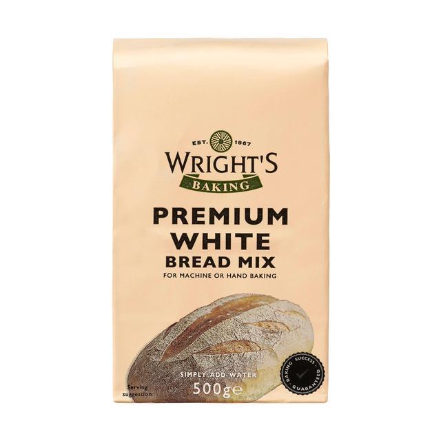 Wright's Bread Mix Premium White | Ocado