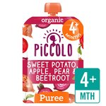Piccolo Organic Sweet Potato, Beetroot, Pear & Apple