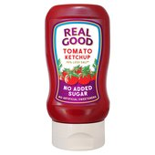 Real Good Tomato Ketchup No Added Sugar
