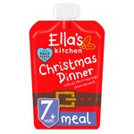 Ella's Kitchen Organic Jingle Belly Christmas Dinner Pouch