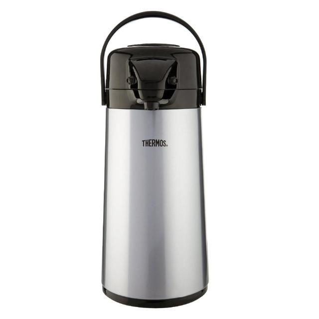 thermos push button pump pot 1 9l from ocado