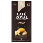 Cafe Royal Vanilla Flavoured Nespresso Compatible Coffee Pods