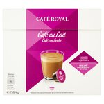Cafe Royal Cafe au Lait Dolce Gusto Compatible Coffee Pods