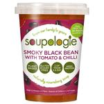 Soupologie Black Bean & Chipotle Soup