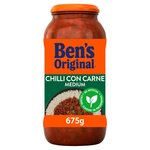 Uncle Ben's Chilli Con Carne Sauce Medium