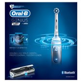 Oral-B Genius 9000 White Electric Rechargeable Toothbrush