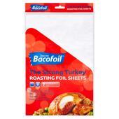 bacofoil turkey roasting sheets 2 per pack from ocado. Black Bedroom Furniture Sets. Home Design Ideas