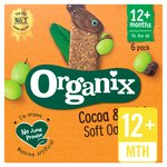 Organix Goodies Cocoa & Raisin Oaty Bars