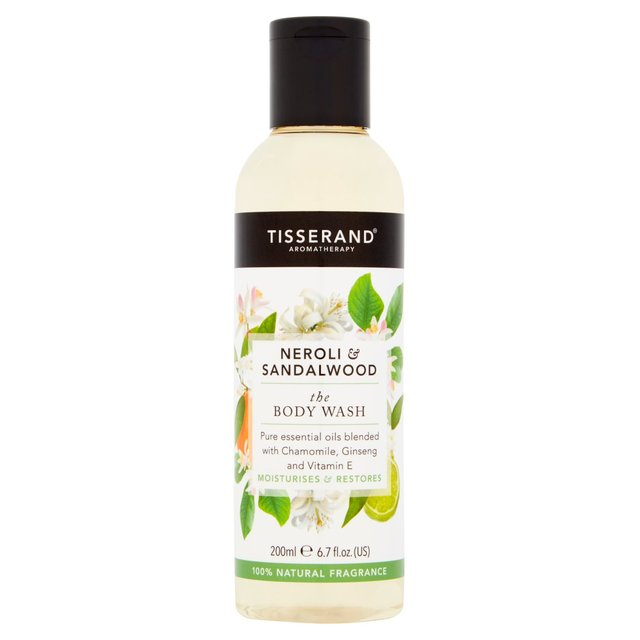 Tisserand Neroli & Sandalwood Body Wash