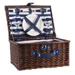Summerhouse Coast 2 Person Wicker Picnic Set