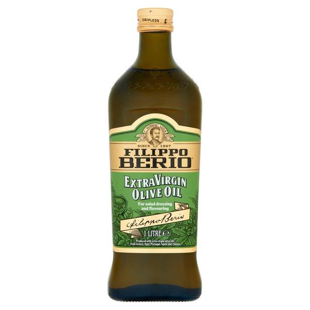 Filippo Berio Olive Oil Extra Virgin 1l From Ocado