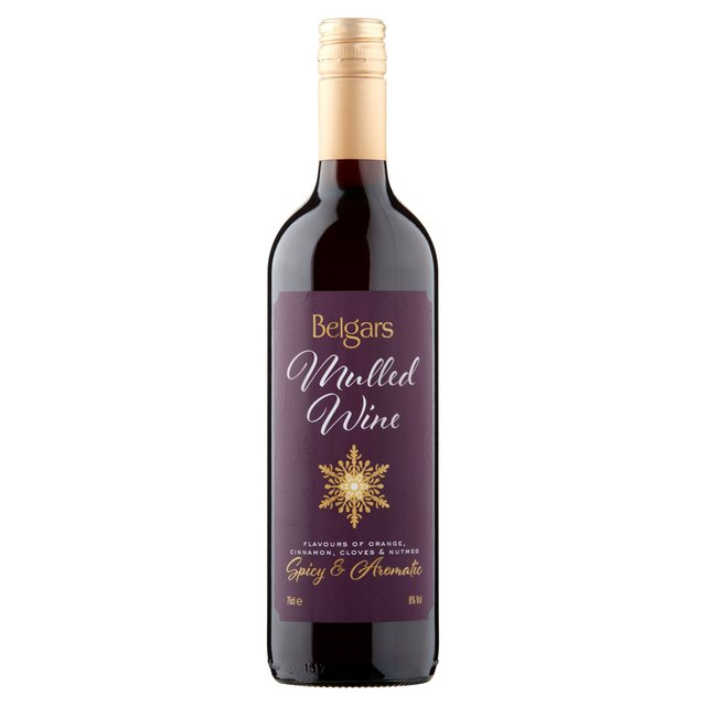 Belgars Mulled Wine ...