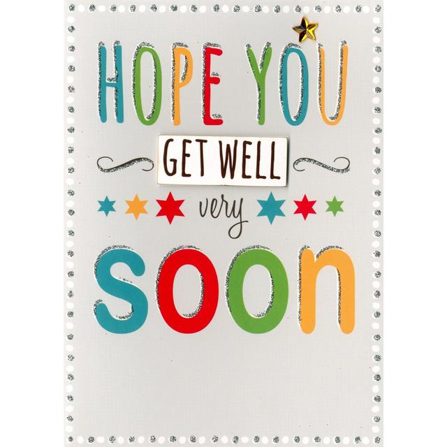cards get well soon