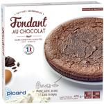 Picard Chocolate Fondant Frozen